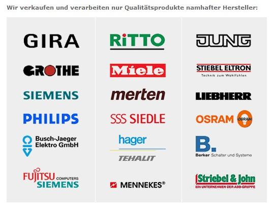 Kundendienst _ Partnerlogos